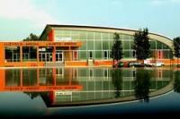 Lausitz-Arena in Cottbus