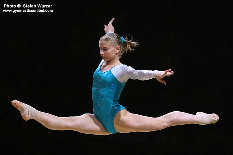 Photos porno de gymnastes russes